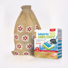 Cemio Digitální tlakoměr Metric 901 Melody - vánoční balení
