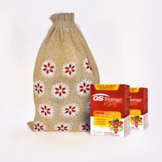 GS Triomen Forte 2 × 60 kapslí - vánoční balení