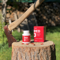 Cemio RED3® silnější, 360 kapslí