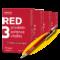 Cemio RED3® 360 kapslí