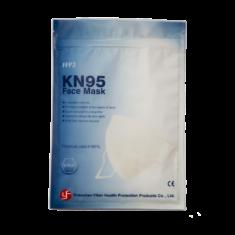 Respirátory KN95 / FFP2, 5 ks