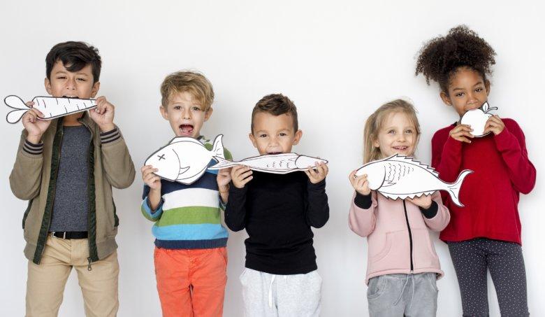 Proč by měly vaše děti jíst Omega 3