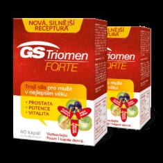 GS Triomen Forte 2 × 60 kapslí
