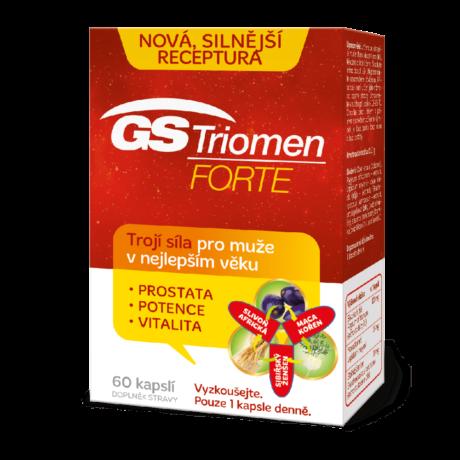 GS Triomen FORTE, 60 kapslí