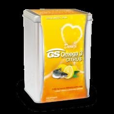 GS Omega 3 CITRUS, 100+50 kapslí - vánoční balení