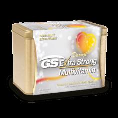 GS Extra Strong Multivitamin, 60+60 tablet - vánoční balení
